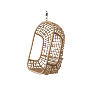 Hot Selling Cheaper Outdoor Hanging Chair Garden Rattan Swing Chair Furniture