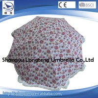 Custom Design Cheap price Sun and rain Wind resistant sex beautiful girl pictures umbrella