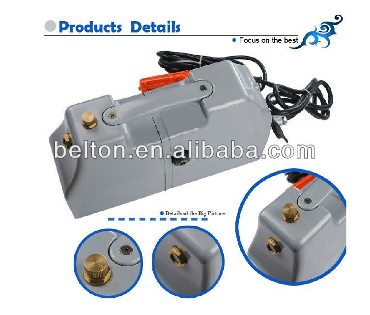 gas powered hydraulic pump Portable hydraulic power pack pump BE-HP-70D