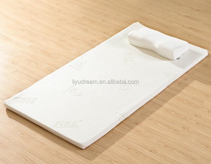 High Density Memory Foam Mattress Buy Travel Memory Foam Mattress Roll Up Mattress Memory Foam