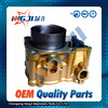 Motorcycle Parts Motorcycle Engine Parts China ATV parts Lifan400cc engine water cooled Cylinder kit 84.5mm diameter