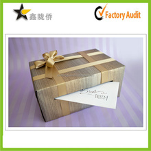 2015 High end cheap Custom dolls paper box gift box packaging box