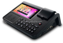 All-in-one Handheld POS Terminal with Printer NFC Reader