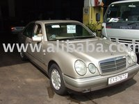 Second Hand Mercedes Benz Saloon Car