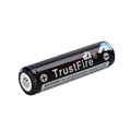 TrustFire Lithium ion 2600mAh 18650 Protected Battery Rechargeable Flat or Button Top