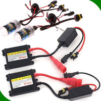 super bright auto lights bulbs slim ballast canbus 35w 55w 75w ac 12v hid kit xenon hb3 9005 4300k 6000k 8000k 12000k