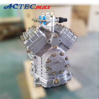 Bus AC 12v Compressor, FK40 Bock Bus Air Conditioner Compressor