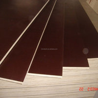 Construction Materials Waterproof Concrete Formwork Plywood