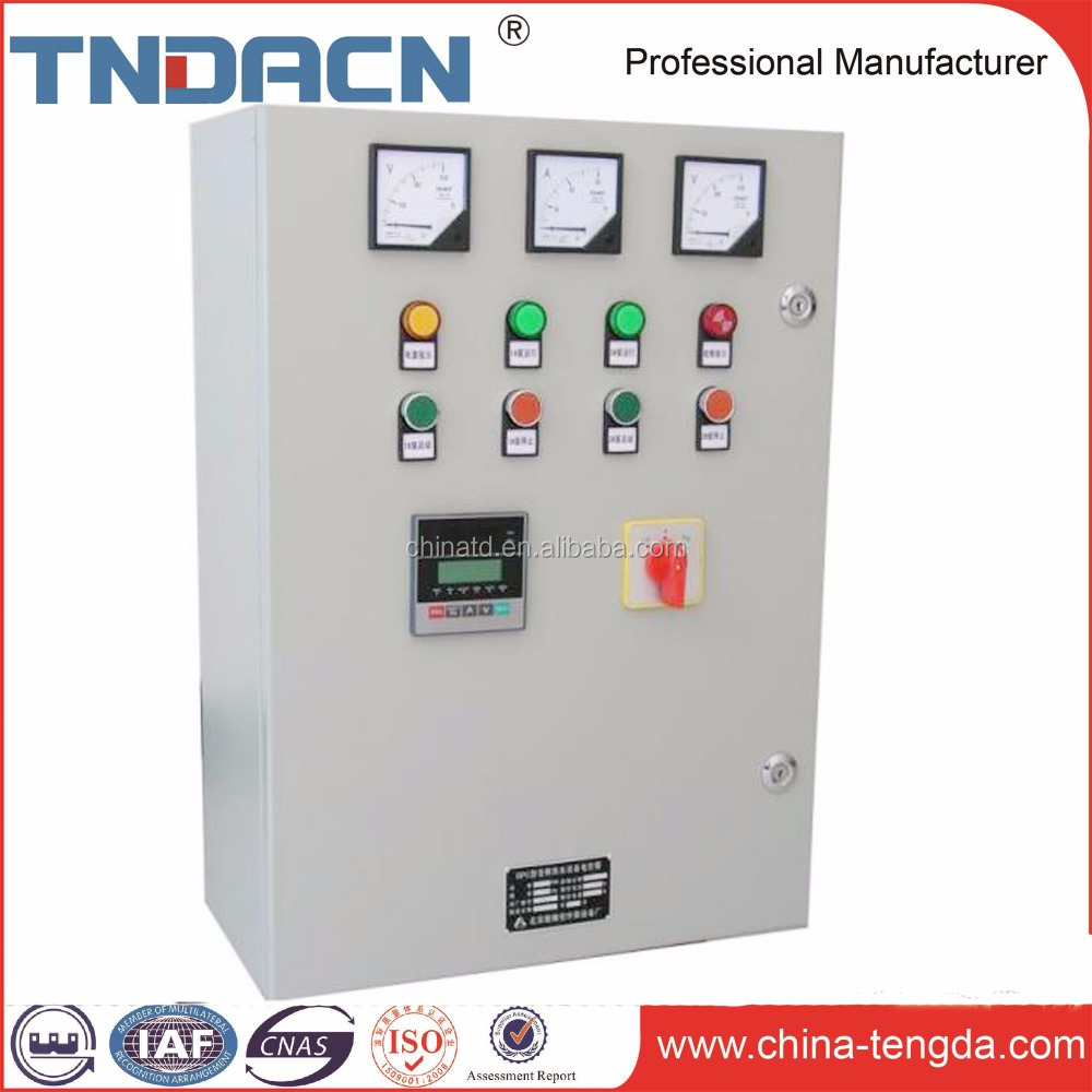 IP66 Aluminum Box Electrical Distribution Panel Board Control For Heavy Industry Explosion Proof