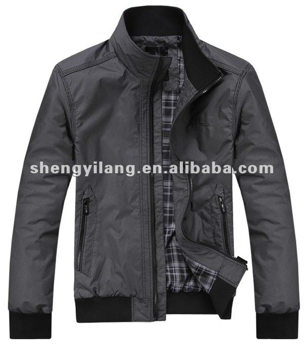 2012 outerwear casual men's jacket JCX0005