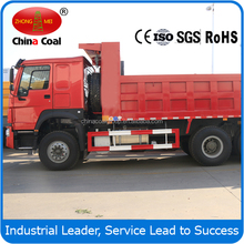 China Right/Left Hand Drive Tipper Truck, Volume Sand Tipper Truck Prices