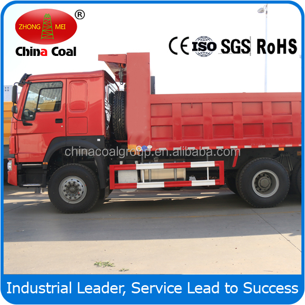 Made In China Right/Left Hand Drive Tipper Truck, Sand Tipper Truck