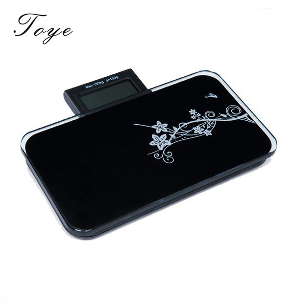 colorful electronic body weighing scales superb three digits in LCD display workful digital weighing scales doctors usage sca