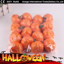 Hot selling ceramic pumpkin artificial halloween decoration with CE certificate