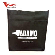 New products 2017 foldable promotional non-woven shopping bag