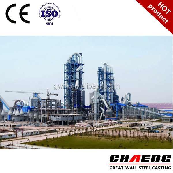 dry process 600 tpd vsk cement plant price