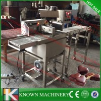 Cheap price Chocolate bar production Line/Chocolate enrobing machine