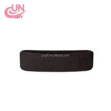Wide Headbands for Men and Women Athletic Moisture Wicking Headwear for Sports Workout Yoga Multi Function