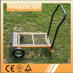 Mesh Structure and Shopping Used Hand Trolley