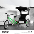 3 wheel man powered ESTER pedicab