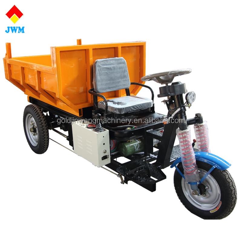 1 ton loading dump trucks for sale/electric cargo dumper with competitive price