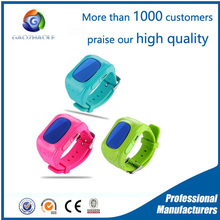 2016 Newest child GPS watch Q50 anto-lost tracker with SIM card