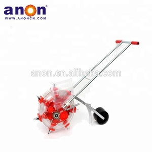 ANON manual small single row peanut soybean maize planter mini corn planter