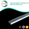 China factory led profile frosted plastic diffuser cover