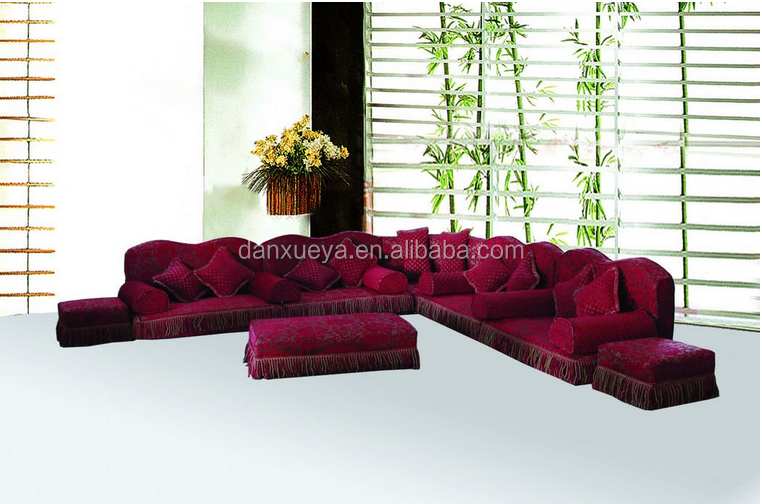 danxueya arabic majlis for sale/cloth arabic majlis furniture sofa/arabic furniture in usa