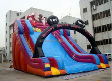 Inflatable kids super slides, adult inflatable bouncy slides, commercial water slides inflatable for hire