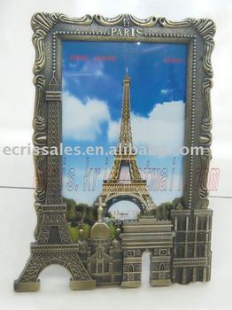 ali express Eiffel tower Triumphal Arch picture frame