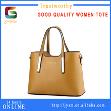 Factory Direct Sale Good Quality Handbag Leather Practical Gorgeous Sturdy Strap Shoulder Delicate Pu Zipper Tote Bag