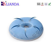 easy clean round cushion,pu bed type medical round cushion,donut pillow