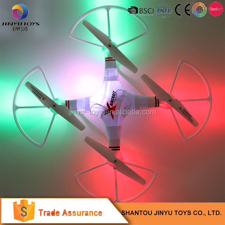 New arrival flying toy plane custom 2.4G 6-axis remote drone helicopter with camera