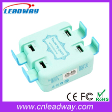 Portable AA Battery Emergency Mobile Phone Charger