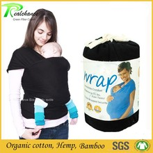 Adjustable and safe baby sling wrap,baby carrying,baby ring sling