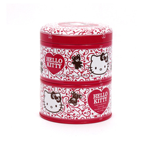 Wholesale layers tin stationary divided storage can manufacture of tin can