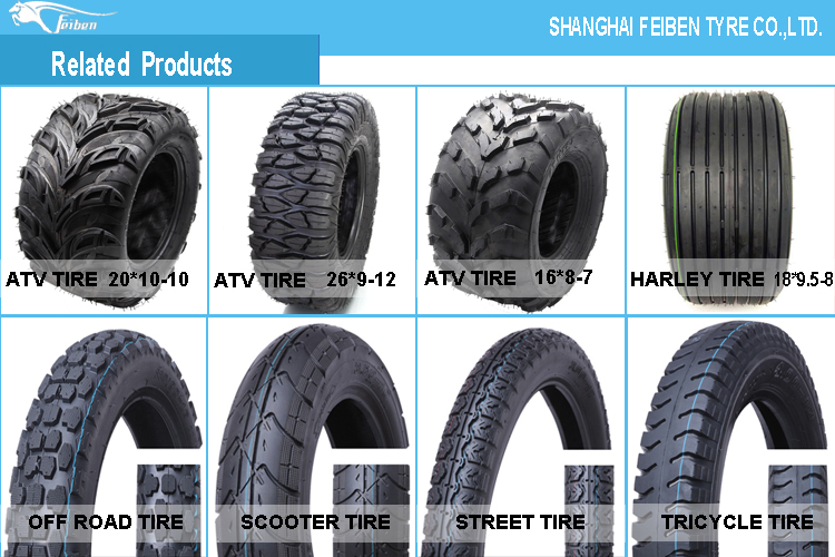 Hot Selling Golf Car Atv Tire Agriculture Tyre 20x10-10