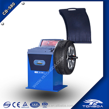 2017 CB 580 TONGDA RETAIL INDOOR USED CAR WHEEL ALIGNMENT MACHINE PRICE TOP QUALITY AND CHEAP PRICE CE WHEEL BALANCER