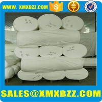 Super Soft 100 Polyester Raw Material with Rolls