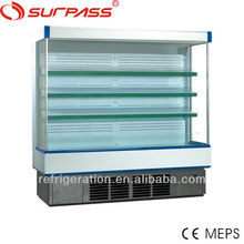 GK200LB Commercial Supermarket Equipement Refrigerated Multidecks