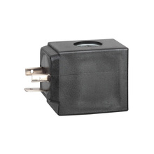 DIN43650 Solenoid Coil For Hydraulic Cartridge Valve