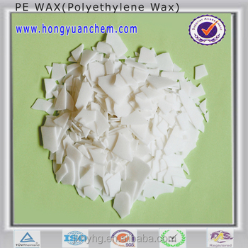 Factory Sale PE Wax Flakes Polyethylene Wax For PVC Internal Lubricants