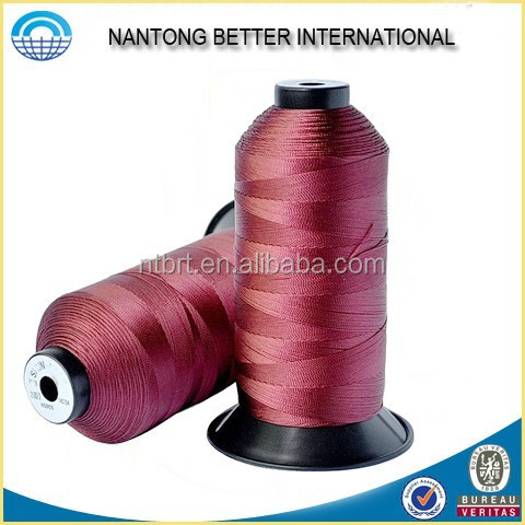 Nylon 6 Dty yarn nylon sewing thread with best quality