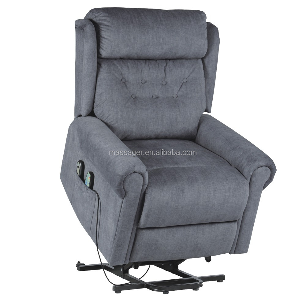 Acrofine Leather massage recliner sofa lift chair
