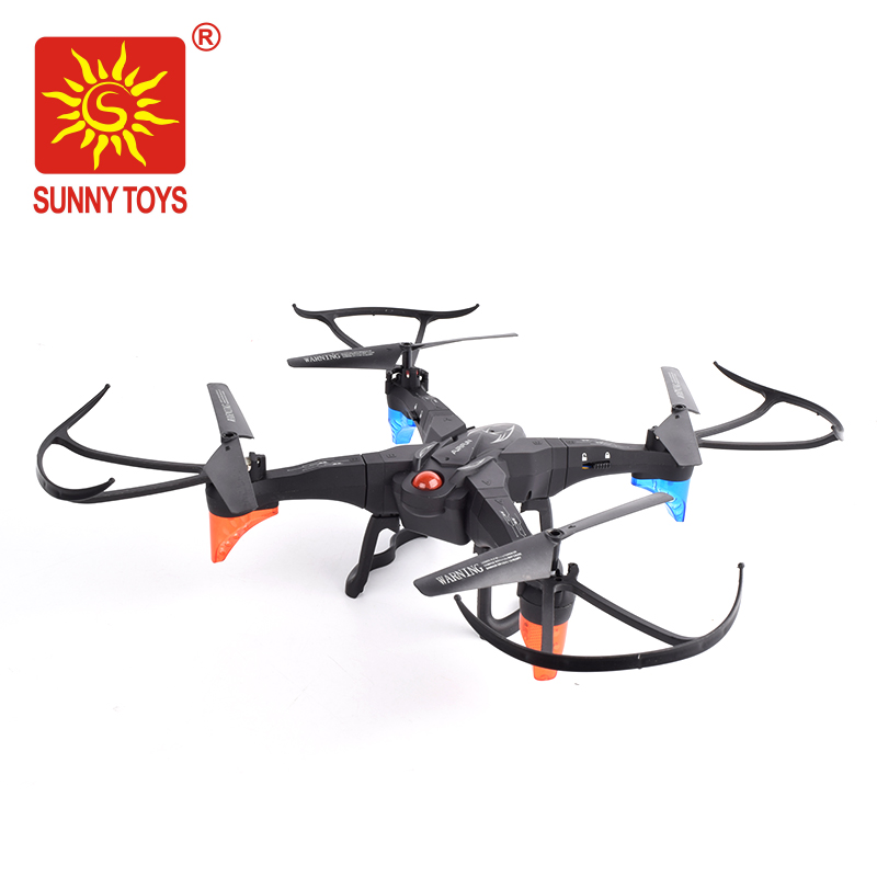 new arrivals 360 degree flip 4ch high speed rc hover ufo toy long range diy drone for 2017