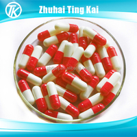 Size 00 0 1 2 3 4 veg capsules from China