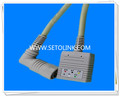 Colin BP88 6 Pin ECG Trunk Cable Manufacture in ShenZhen