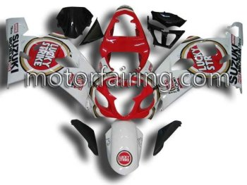 ABS Motorcycle Fairings For Suzuki GSX-R 600 / 750 K4 2004 2005