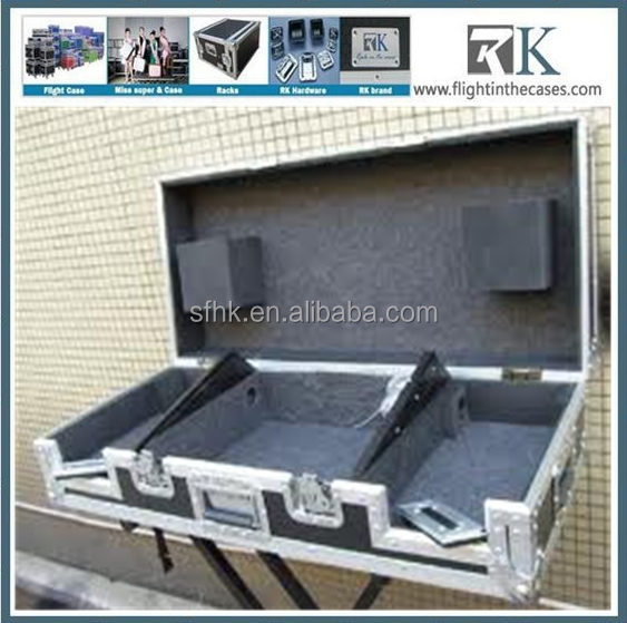 Customized High Quality DJM 800 Pioneer Durable Aluminum Flight Case